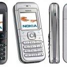Nokia 6030 Dualband FM Radio Black Silver Phone (Unlocked)
