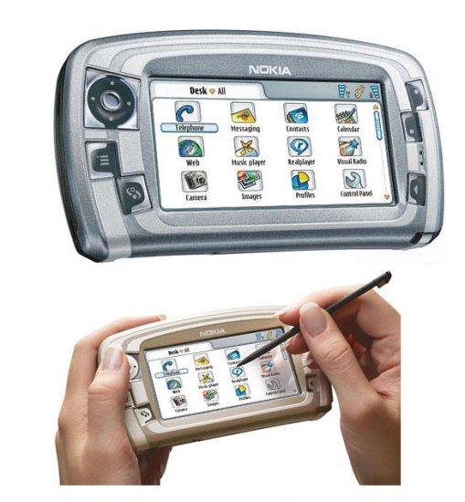 Nokia 7710 Triband GSM Cellular Mobile Phone (Unlocked)