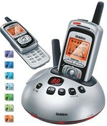 Uniden DMX778 2.4GHz Digital Cordless Phone Expandable System