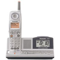 Panasonic KXTGA523M - 5.8 GHz FHSS GigaRange Supreme Expandable Digital Handset with AM/FM Clock Rad