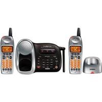 Uniden DCT6465-2A1 2.4GHz Phone System ( 1 Base Station with Cordless Handset + 1 Additional Cordles