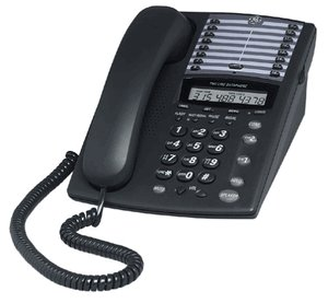GE 29438GE2 Two-Line Deluxe Speakerphone with Data Port