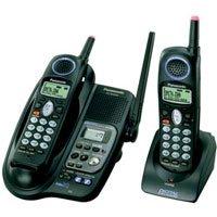 Panasonic KXTG2344 2.4 GHz FHSS GigaRange 2 Handset Bundle System with Digital Answering Service