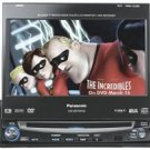 Panasonic CQVD7001U 500W x 4 In-Dash 7 Widescreen Color LCD