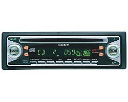 Sony CDX-CA400 in-Dash CD/CD-R/AM/FM Receiver