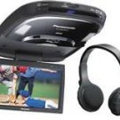 "Panasonic CYVHD9500U 9"" Inch overhead monitor with DVD/MP3 player and SD slot"