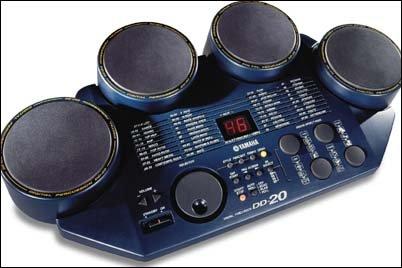 Yamaha DD20S 4 Pad Digital Drum System
