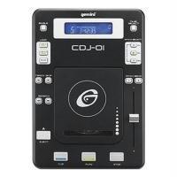 Gemini CDJ-01 Single Top Loading CD Player