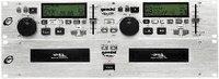 Gemini  CDX-602 Dual DJ CD Player with Jog Wheel
