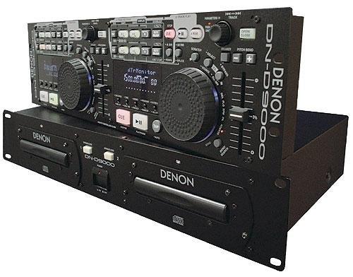 Denon DN-D9000 Dual Pro CD Player