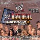 Raw Deal Survivor Series 3 Booster Box