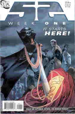 52 #1-52 Complete Weekly Comic Series new mint batman