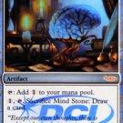 MTG Mind Stone Foil DCI Promo Card Magci