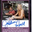 Raw Deal Jillian Hall Backstage Area Signing Appearance