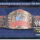 Raw Deal European Title Belt Foil ver. 2