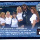 Raw Deal Living the Good Life Foil Promo 18/TK
