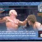 Raw Deal When Hulkamania Runs Wild on You Foil TB
