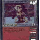 Raw Deal Gail's Hurricanrana SS3 Ultra-rare Foil