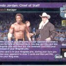 Raw Deal Orlando Jordan: Chief of Staff Ultra-rare Foil