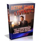 Purpose-Driven Living and Action-Driven Living - eBook