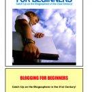 Blogging Basics for Beginners - eBook