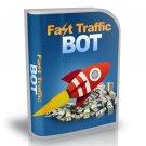 Fast Traffic Bot - increasing a website traffic