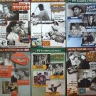 6 NEW CLASSIC DVD MOVIES BELOW WHOLESALE LOT