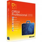 Read carefully!! Office 2010 Professional 32 & 64 bits up to 2 pc
