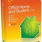 Read carefully! Office 2010 Home Student 32 & 64 bits up to 3 pc