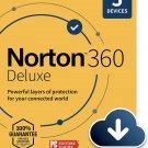 Read carefully! Antivirus Norton 360 Deluxe 2 years 5 devices