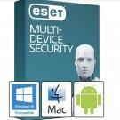 Read carefully!! Antivirus Eset Multidevice 1 year 3 devices