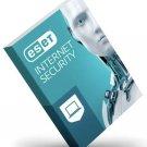 Antivirus Eset Internet Security 1 year 1 pc .. Read!!