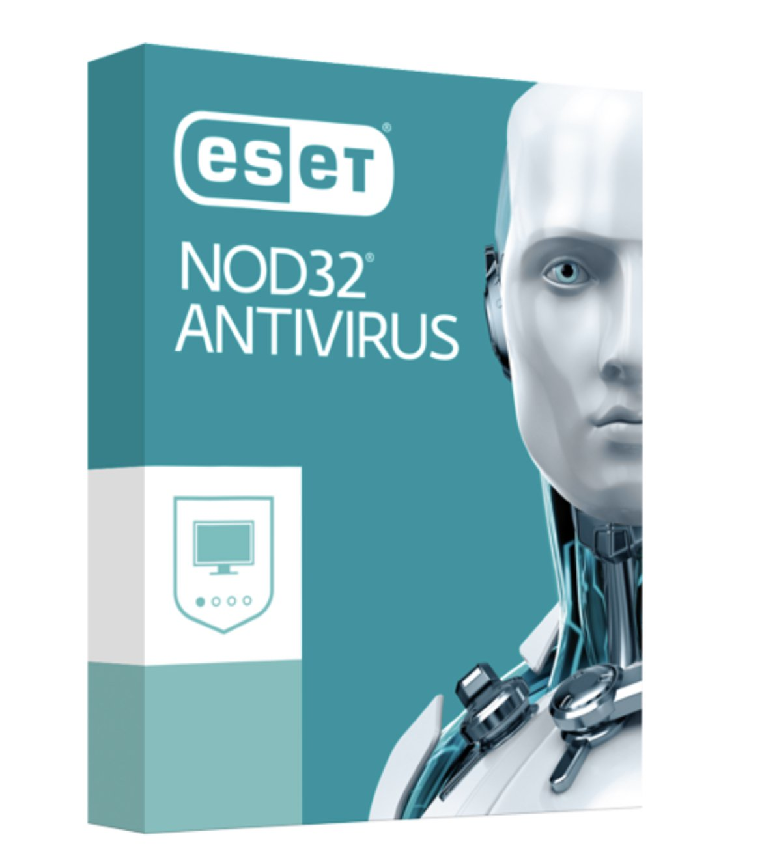 Read carefully!! Antivirus Eset NOD32 1 year 1 pc