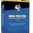 HMA VPN Pro 1 year up to 5 users active online .. Read!