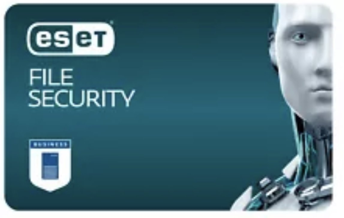 Read carefully! Antivirus Eset File Security 1 year for 1 Windows Server