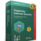 Read carefully! Antivirus Kaspersky Internet Security 1yr 2 pc BR region