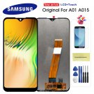 For Samsung Galaxy A01 A015 LCD Display Touch Screen Digitizer Replacement