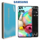"""6.7"""" Original Super AMOLED Display For Samsung Galaxy A71  A715F A715FD LCD Screen Replacement"""