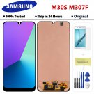 Original 6.4''LCD For Samsung Galaxy M30S 2019 M307 M307F LCD Dispaly Screen Replacement