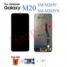 For Samsung Galaxy M20 M205 SM-M205F M205FN LCD Display Screen Replacement