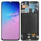 """6.4""""  For Samsung Galaxy A50 A505 LCD Display With Frame lcd Screen Spare Parts"""
