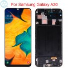 """6.4"""" For Samsung Galaxy A30 A305F LCD With Frame SM-A305FN/DS A305F/DS A305"""