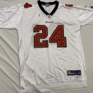 Carnell Cadillac Williams Tampa Bay Buccaneers Replica White Jersey XL