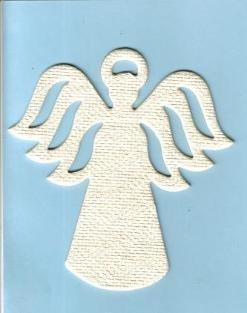 Angel (Th Mugl) Scented Angel Car Freshener