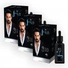 Hair Regrow Serum Loss Anti J-Hair Mustache Beard Grow Eyebrows Fall 30ml. Regrowth (Pack of 3)