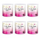 Chaba Colla Gluta C Collagen Bright Skin Vitamin C Anti Aging Wrinkles Joint Benefit (Pack of 6)