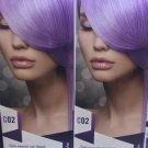 C02 Sweet Purple DIPSO Professional Colorme hair color 6 Pastel ammon