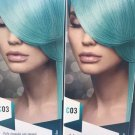 C03 Ice Blue DIPSO Professional Colorme hair color 6 Pastel ammonia