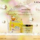 3X Meezo Sunscreen foundation built-in Moisturizes SPF50 PA plus plus