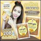 10 Sachets Gold Powder Herbal Scrub Beauty Mask Body Skin White Re